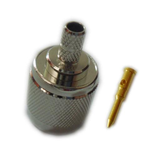Copper Connector,TNC Male