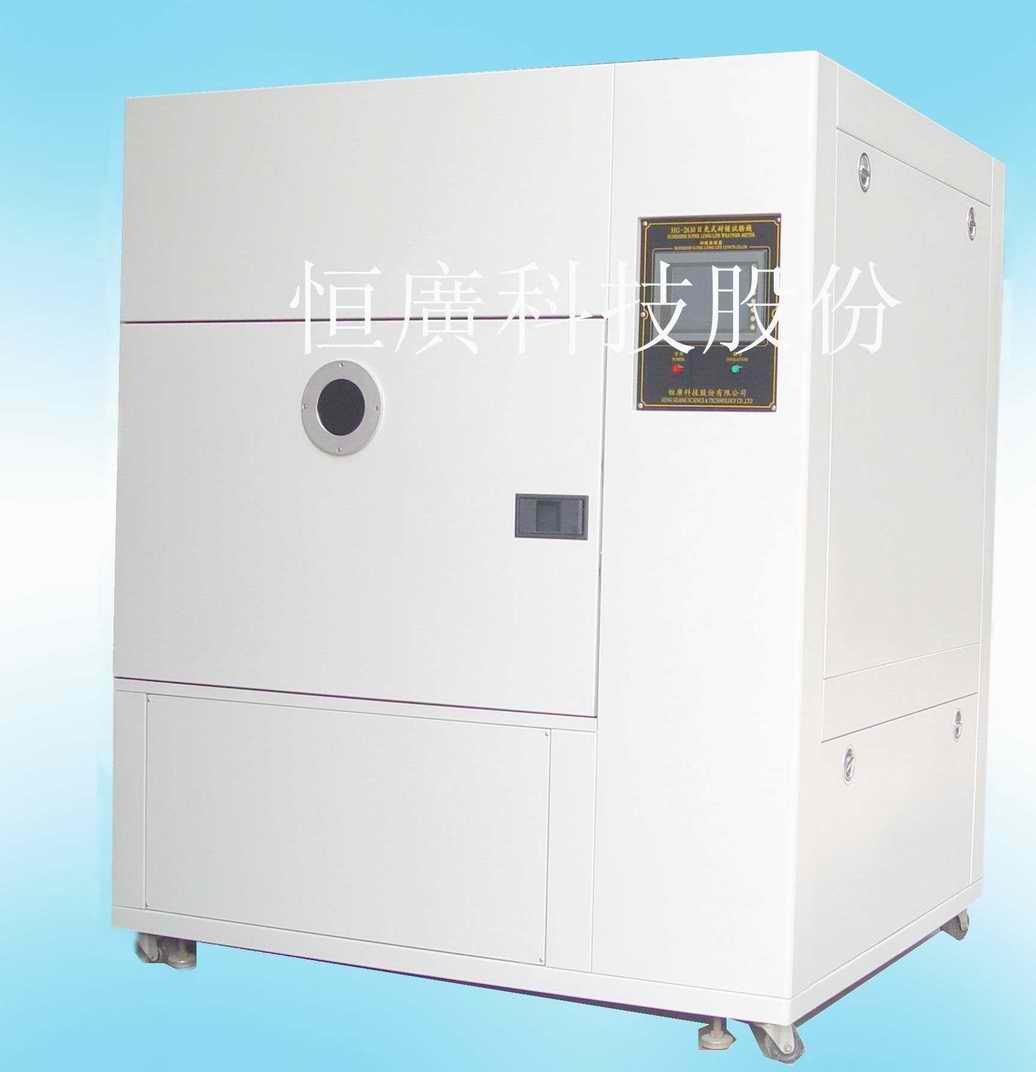 碳弧灯耐候试验机