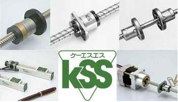 日本KSS微型滚珠丝杠