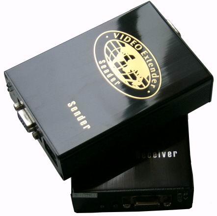 100米双绞线VGA传输器