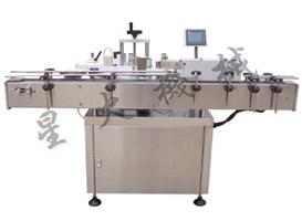 食品贴标机械广西TB-90LR智能型自动贴标机