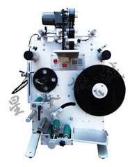 食品贴标机械贵州半自动圆瓶贴标机