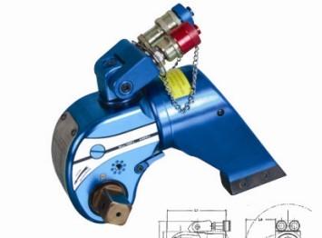 驱动型液压扳手