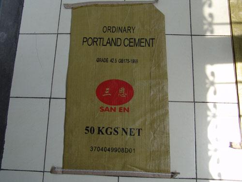 ordinary portland cement p.c32.5