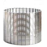 楔形绕丝筛管/不锈钢筛管/全焊式绕丝筛管/V型绕丝筛管/条缝筛管/梯型绕丝筛管