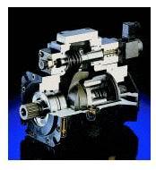HAWE哈威V30D和V60N In-Line型轴向变量柱塞泵
