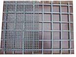 锰钢矿筛网  锰钢冲孔网