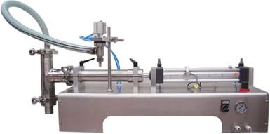 卧式气动液体灌装机 型号:YSGY系列