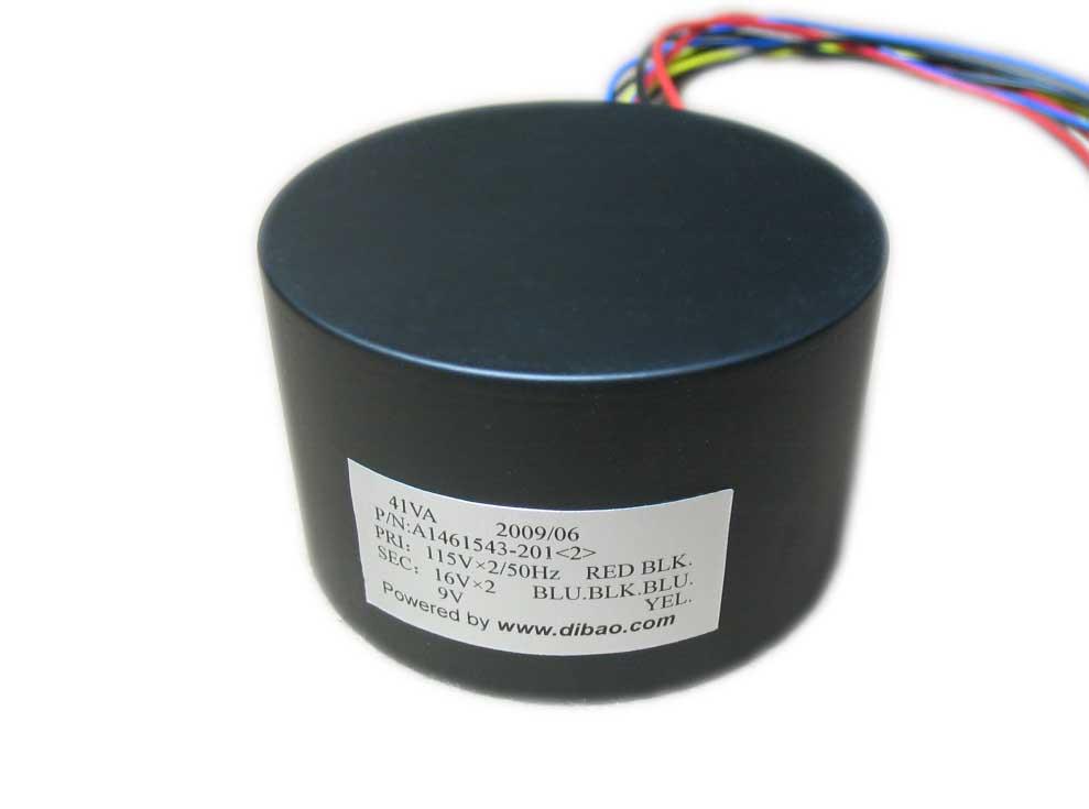 胆机用电源变压器