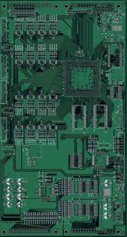 快速PCB抄板