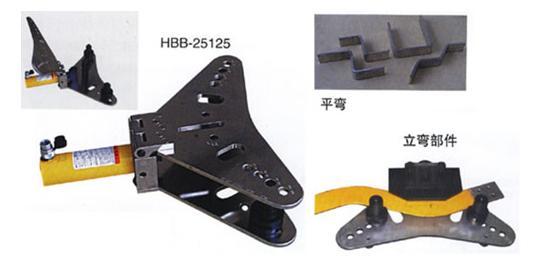 CB-125平立弯管机