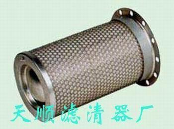 阿特拉斯压缩机油气分离器芯