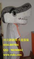 河北跳跳熊卡通服装动漫人偶服饰公司的形象照片
