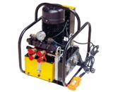 大容量同步电动泵