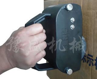 手动纸箱滚码机 YSDM-GY型
