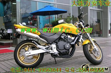 全新进口摩托车本田 小黄蜂250  特价:4000元