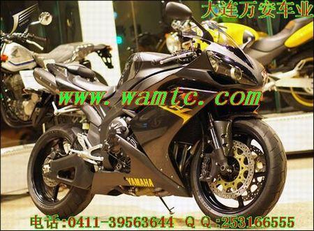 销售新款雅马哈 YZF-R1摩托车  特价:6500元
