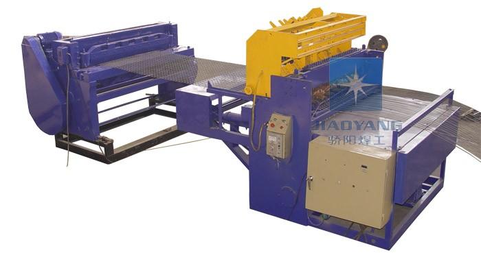 鸡笼网自动焊网机