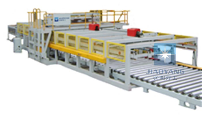气动钢筋网自动排焊机