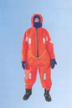绝热型浸水保温服
