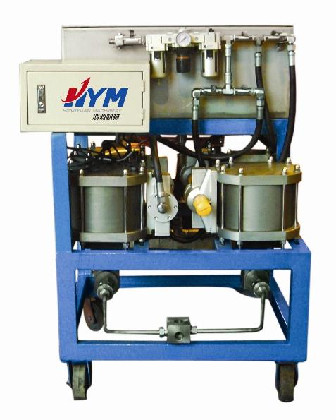 QY/QST系列气动试压泵