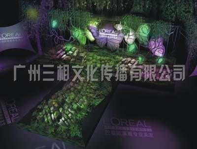广州专业舞台出租:桁架,KV版,喷画地毯,舞台板 铝合金太空架
