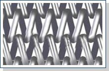 金属输送带网 输送带 勾花网带