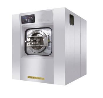全自动洗涤脱水机,洗脱一体机,烘干机,熨平机,