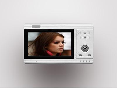 筑仕品牌新品上市智能型超大显示免提分机更加入自动检索故障功能