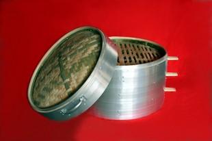 包铝合金蒸笼