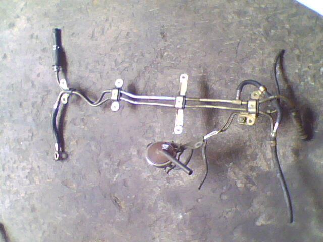 乐驰油泵继电器电路图