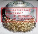 碗型钢丝轮|机电剥漆轮|刮线机
