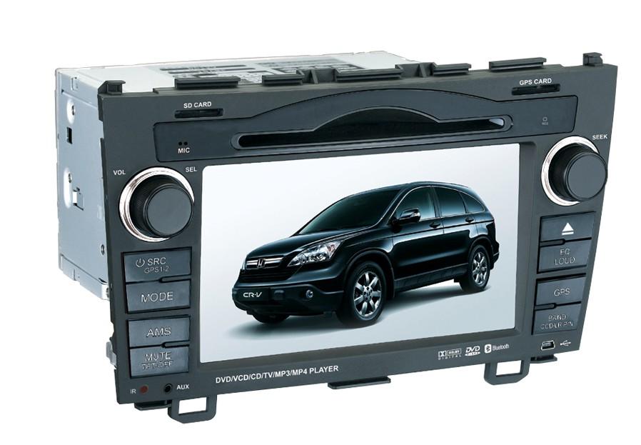 车载DVD(CRV专用)