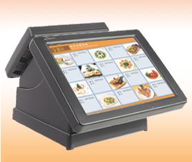 中崎ZQ-T9000D高端触摸POS终端不二的选择