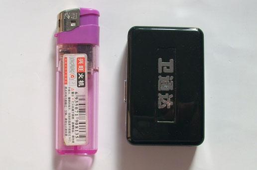 GPS个人定位跟踪器    wtd-003