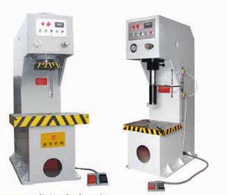 单臂式液压机
