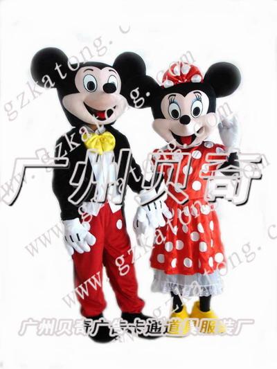 供应卡通服装表演服装道具服装米老鼠