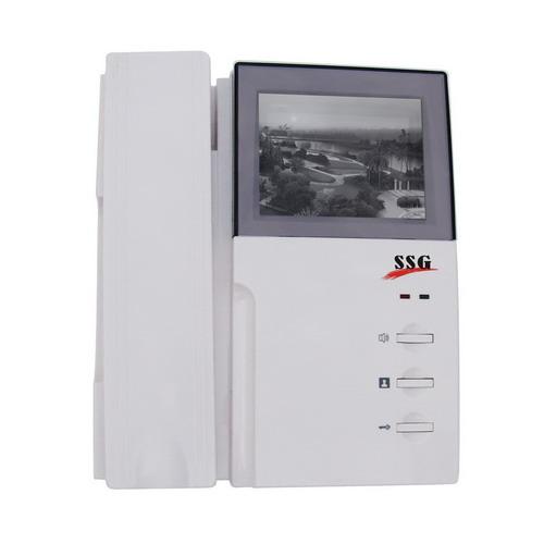 数码可视黑白对讲主机,数码可视非联网对讲系统,楼宇生产厂家