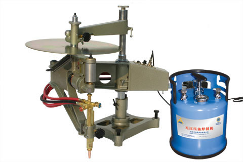 汽油焊割机
