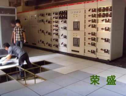 防静电地板 全钢活动防静电地板 全钢高架防静电地板