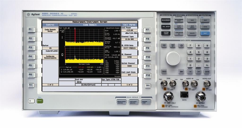 AGILENTE5515C移动通讯测试仪