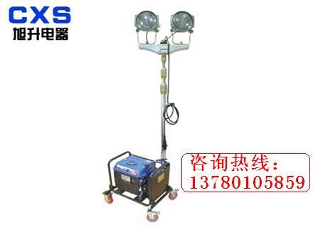 CQY6700便携式升降移动照明车