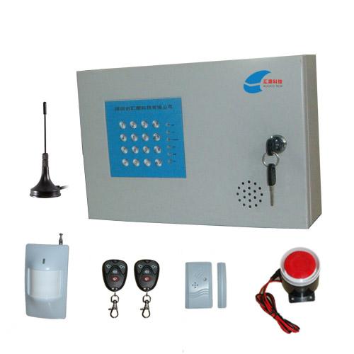 基站防盗报警器, GSM基站环境监测防盗报警系统(断电报警)