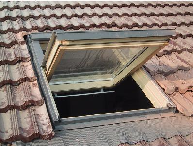 枝城斜屋顶窗