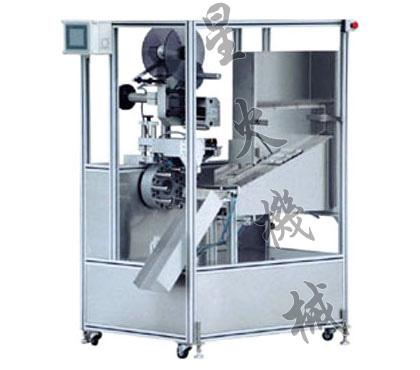 油管软管贴标机械贵州软管贴标机