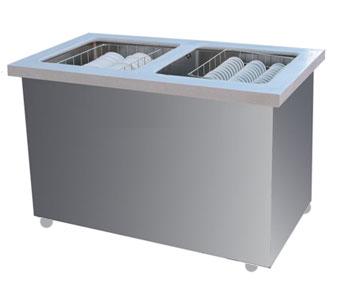 清洗餐具设备-洗涮餐具碗碟机E山东东泰餐具包装机公司