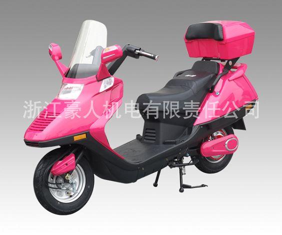 电动摩托车 小绵羊hr-018