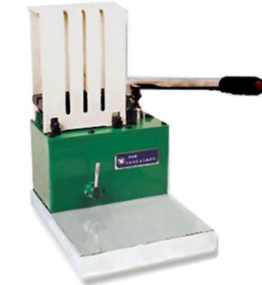 伊利KS-2000手动快速液压捆钞机
