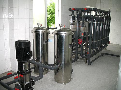 泉州食品饮料水处理设备,泉州电子超纯水处理设备