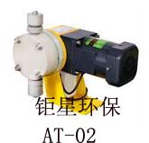Better贝特机械式隔膜计量泵AT-02